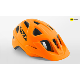 MET Echo Helm orange matte